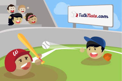 ImageWorks is now managing TalkNats.com Nats News Blog.