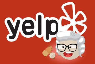 Yelp ruling on local search sites and customer reviews.
