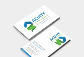 Custom logo Design and Business Card Design